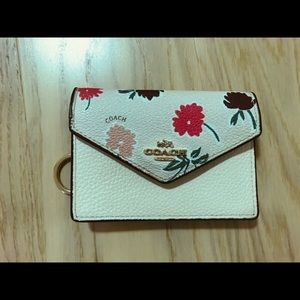 ❣️Price Firm❣️Coach card/Coin wallet